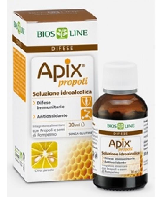 Apix Propoli Soluzione Ial30ml - Zfarmacia