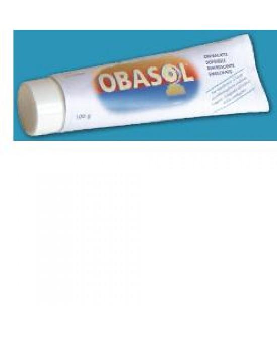 Obasol Emuls Fluida 100g - La tua farmacia online