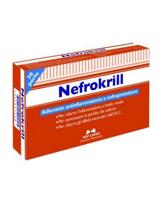 Nefrokrill Gatti 30 Perle - La tua farmacia online