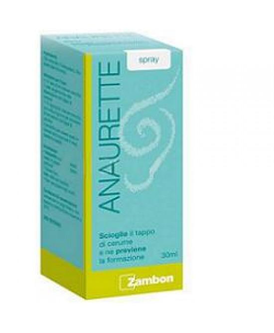 Anaurette Spray 30ml - Farmacia 33