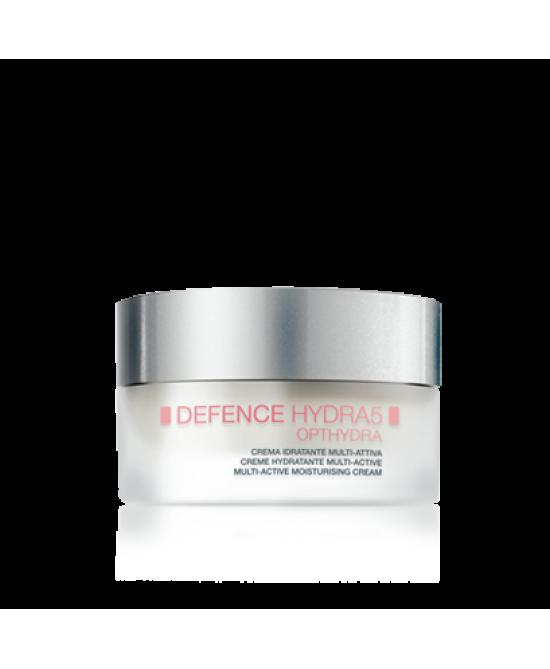 BioNike Defence Hydra5 Opthydra Crema Idratante Multiattiva 50ml - Zfarmacia