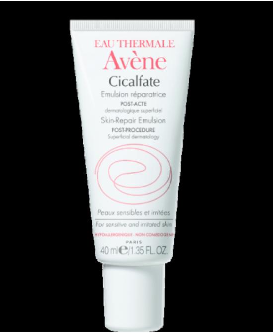 Avène Cicalfate Emulsione Ristrutturante Post-Acta  40ml - FARMAEMPORIO