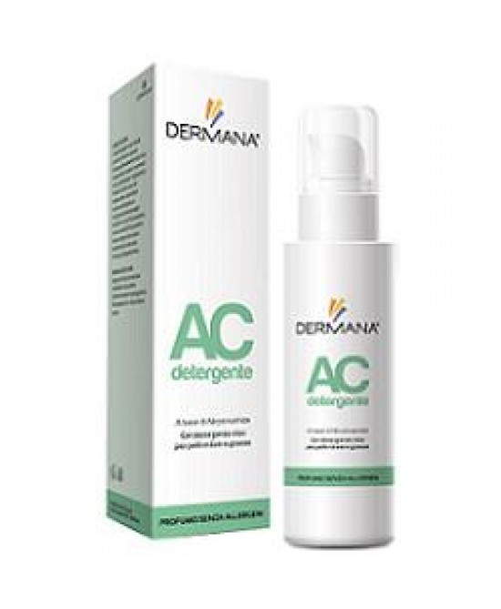 Dermana Ac Detergente 100ml - Zfarmacia