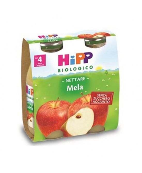 Hipp Biologico Nettare Mela 200ml 2 Pezzi - Farmastar.it