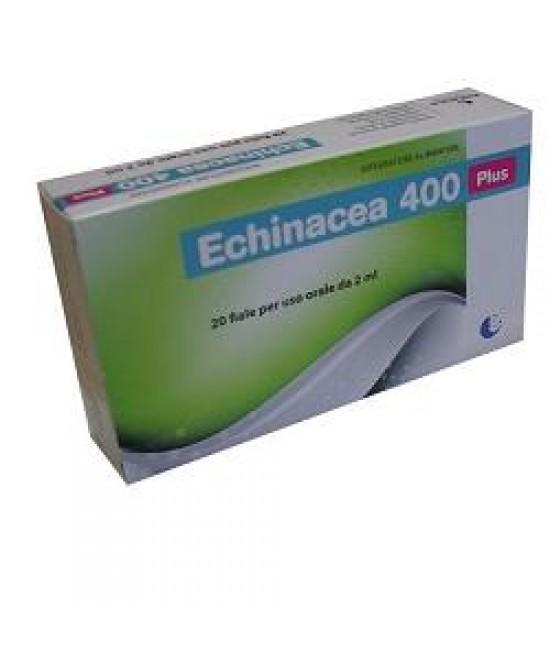 Echinacea 400 Plus 20f 2ml - Farmamille