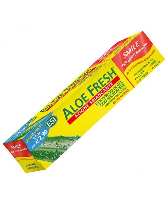 Esi Aloe Fresh Smile 100ml - Parafarmaciabenessere.it