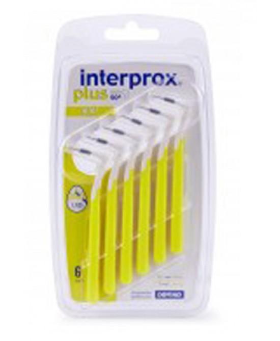 Dentaid Interprox Plus Mini Giallo 6pz - FARMAEMPORIO