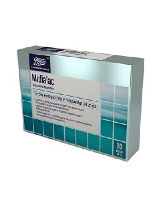 Midialac 10bust - Farmacia 33