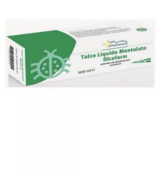 Dicofarm Talco Liquido Mentol - Farmacia 33