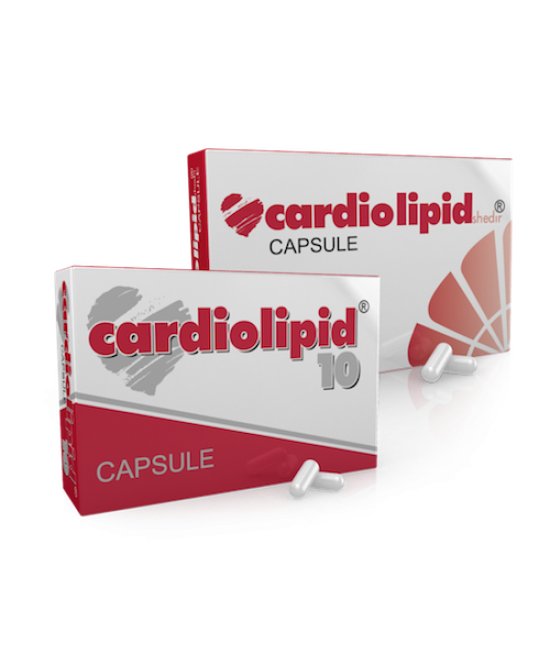 Shedir Pharma Cardiolipid 10 Integratore Alimentare 30 Capsule - Farmapc.it
