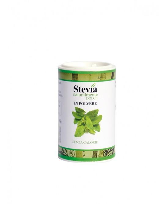 Stevia Edulcorante In Polvere Senza Glutine 15g - farma-store.it