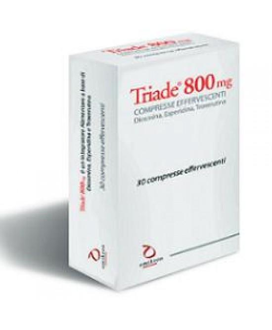 Triade 800mg 30cpr Efferv - La tua farmacia online
