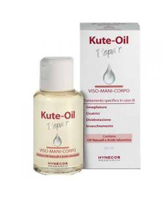 Kuteoil Repair 60ml - Farmacento