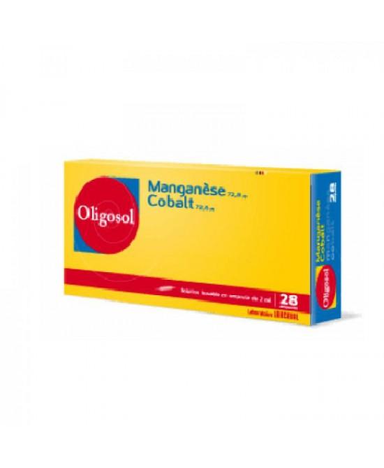 LABCATAL OLIGOSOL MANGANESE COBALTO 28 FIALE 2 ML - Farmawing