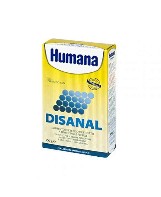 Humana Disanal Latte Anticolica Per Neonati Con Prebiotici GOS 300g - farma-store.it