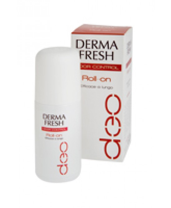 Dermafresh Deodorante Odor Control Roll-On - Farmacia 33