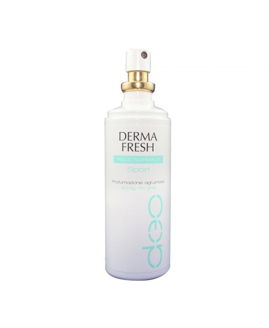 Dermafresh Deodorante Pelle Normale Sport 100ml - FARMAEMPORIO