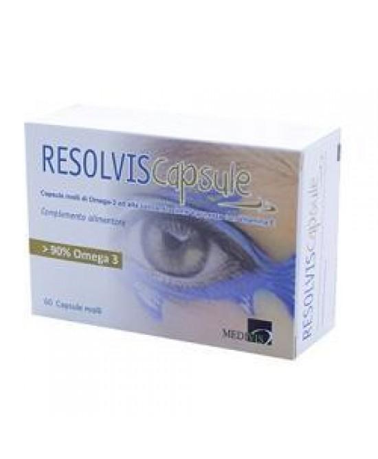 Resolvis 60cps - La tua farmacia online