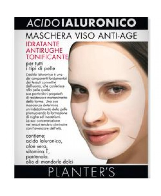 Maschera Acido Ialuronico - FARMAEMPORIO