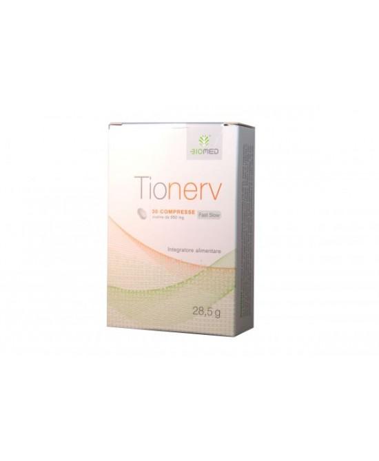 Biomed Tionerv Integratore Alimentare 30 Compresse - La tua farmacia online