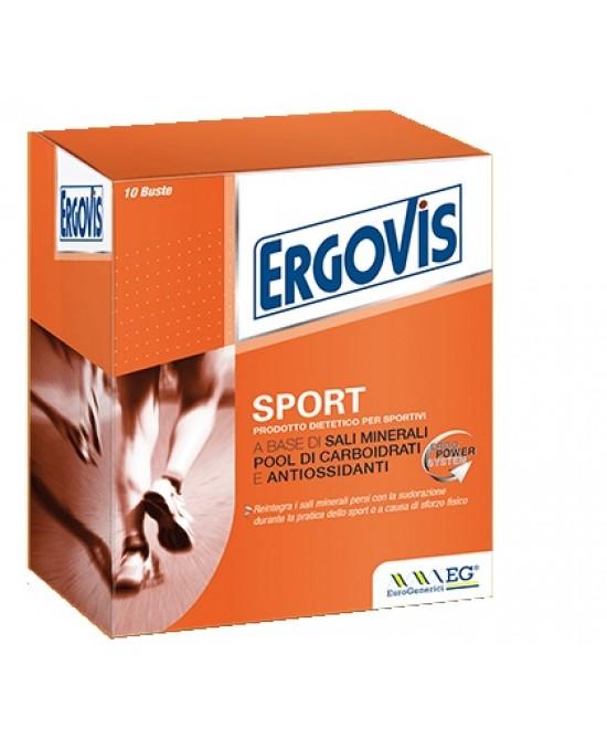 Ergovis Sport 10bust - FARMAEMPORIO
