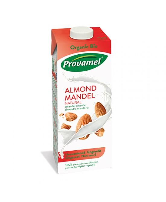 Provamel Latte Di Mandorla Natural Biologico 1l - Parafarmaciabenessere.it