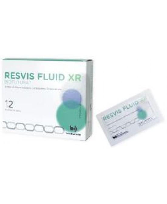 Resvis Fluid Xr Biofutura 12bu - Zfarmacia