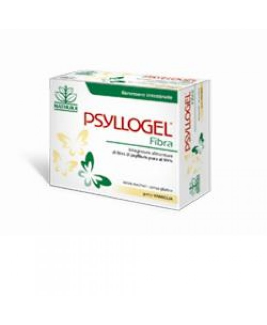 Psyllogel Fibra Vaniglia 20 buste - Farmastar.it