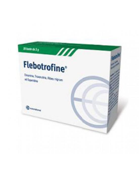 Flebotrofine 20bust - Farmastar.it