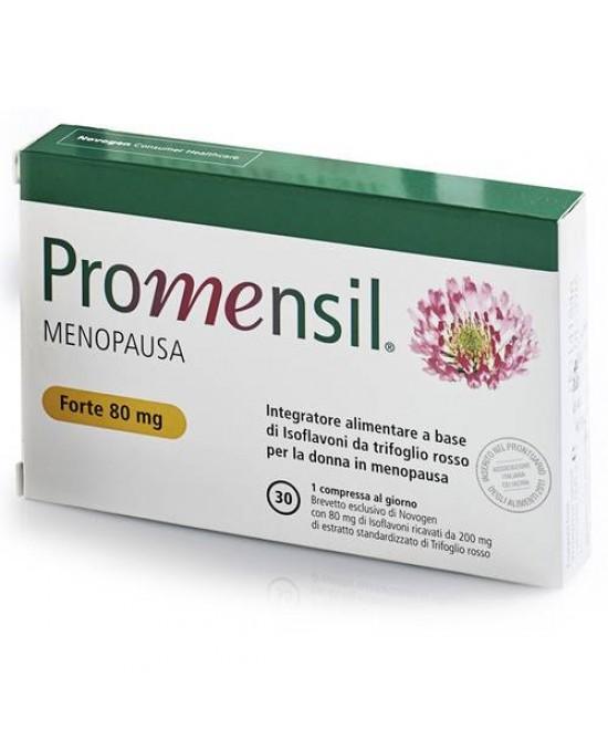 Named Promensil Forte Integratore Alimentare 30 Compresse - Farmastar.it