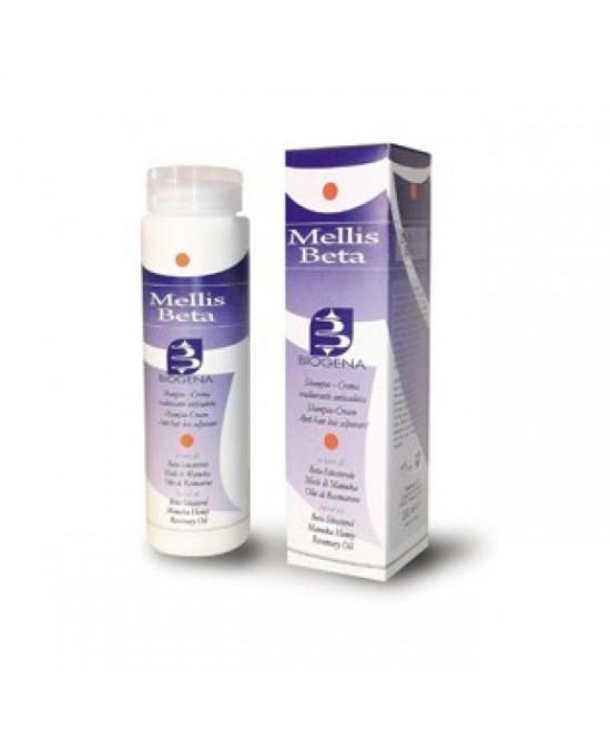 Biogena Mellis Beta Shampoo 200ml - Farmacento
