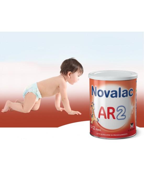 Novalac Ar2 Latte In Polvere 800g - Zfarmacia