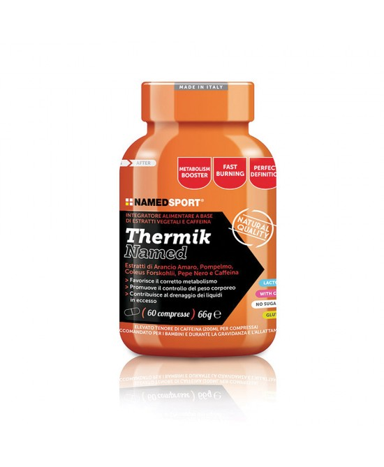 NamedSport Thermik Integratore Alimentare 60 Compresse - La tua farmacia online