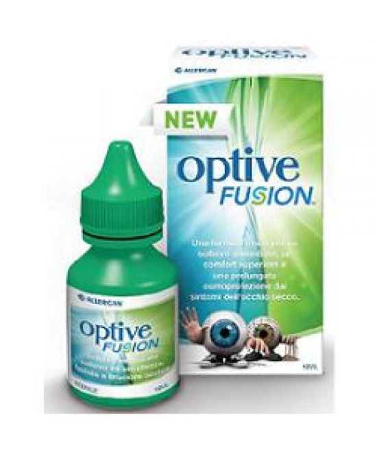 Allergan Optive Fusion Collirio Soluzione 10ml - Farmacia 33