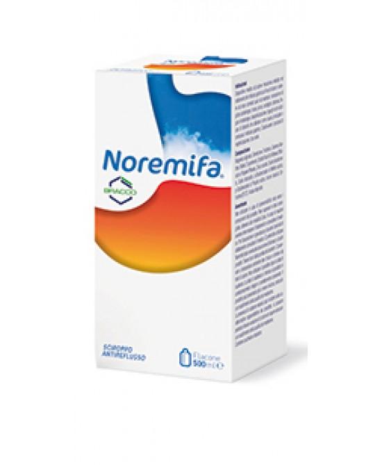 Noremifa Sciroppo Antireflusso 500ml - Farmacia 33