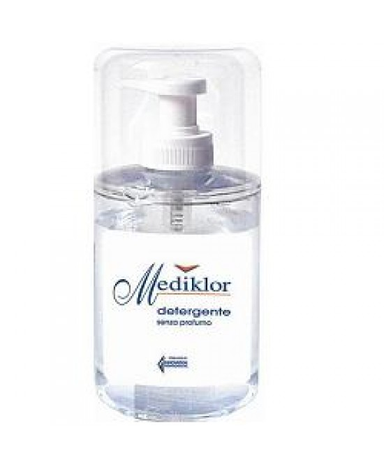 Mediklor Sapone Liquido 300ml - Farmacento