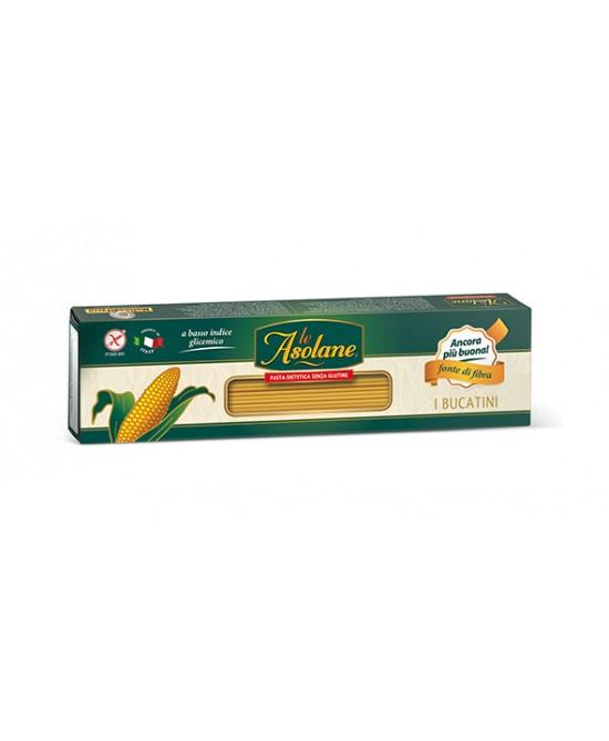 Le Asolane Bucatini Pasta Senza Glutine 250g - farma-store.it