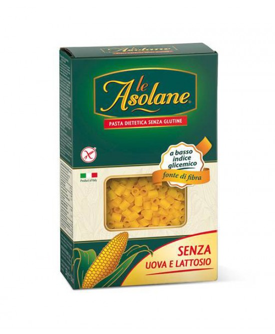 Le Asolane Ditalini Pasta Senza Glutine 250g - Zfarmacia