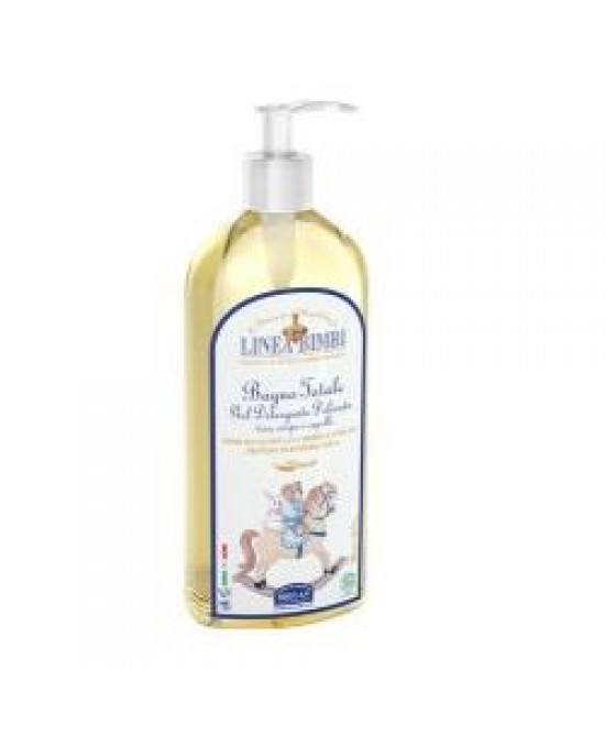 Helan Bimbi Bio Bagno Totale 500ml - farma-store.it