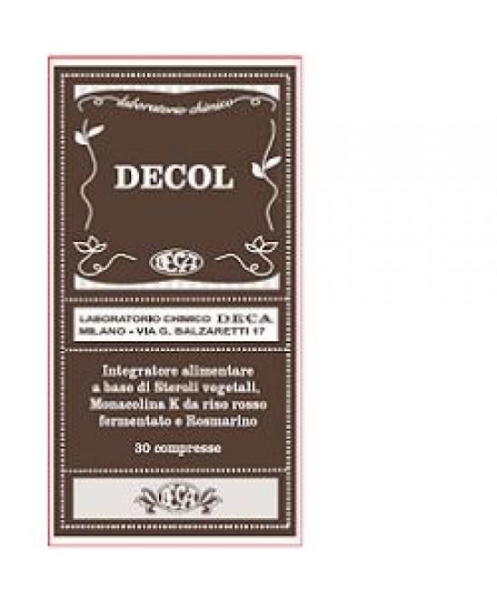 Decol 30cpr - Farmawing