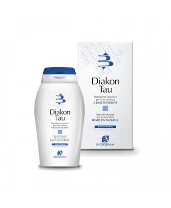 Diakon Tau Detergente Pelle Acneica 200ml - Farmacento