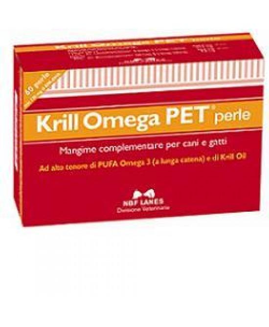 Krill Omega Pet 60prl - FARMAEMPORIO
