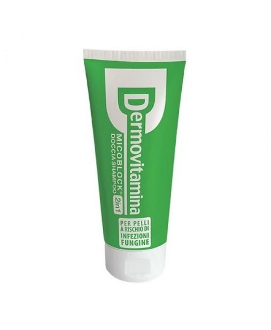 Dermovitamina Micoblock Doccia - Farmacento