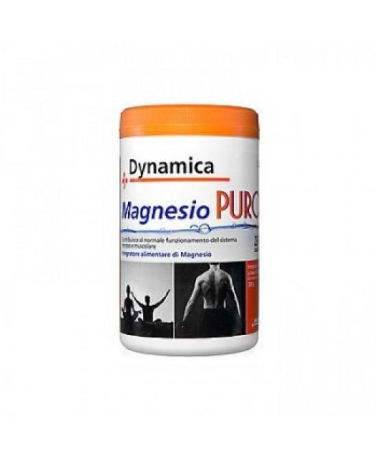Dynamica Magnesio Puro Bar 300g - Zfarmacia