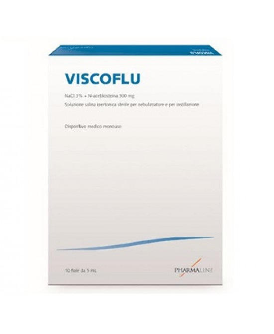 Viscoflu 10fl 5ml - Farmacia 33