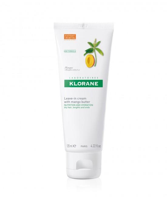 Klorane Crema Quotidiana Senza Risciacquo Al Burro Di Mango 120ml - Farmamille
