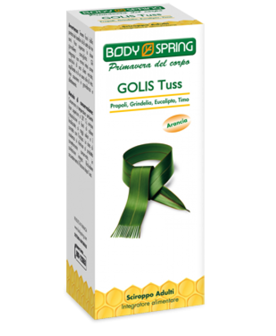Body Spring Golis Tuss Sciroppo Adulti - Farmawing