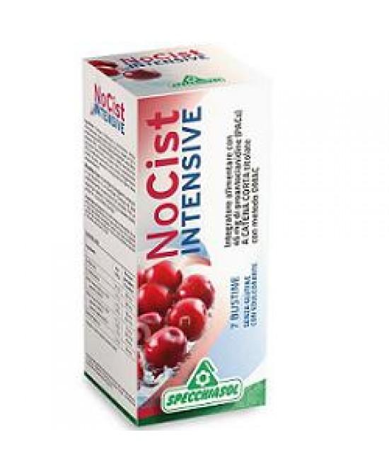 Nocist Intensive 7 bustine - Farmacia 33