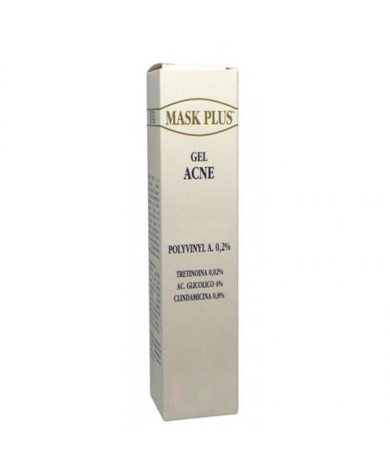 Mask Plus Gel Acne 50ml - FARMAEMPORIO