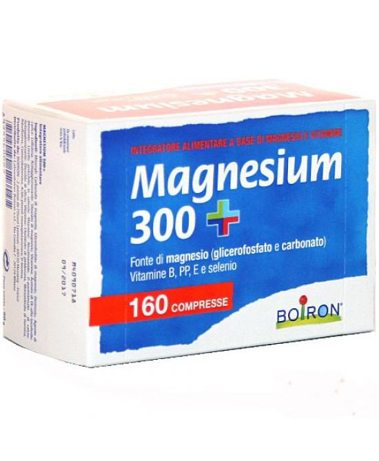 MAGNESIUM 300+ 160 COMPRESSE - FARMAEMPORIO